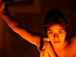 Labor - Dir.: Bárbara Carbogim / Dramaturgia: Mirela Ferraz / Atuação: Camila Duarte - Ouro Preto/MG, 2011